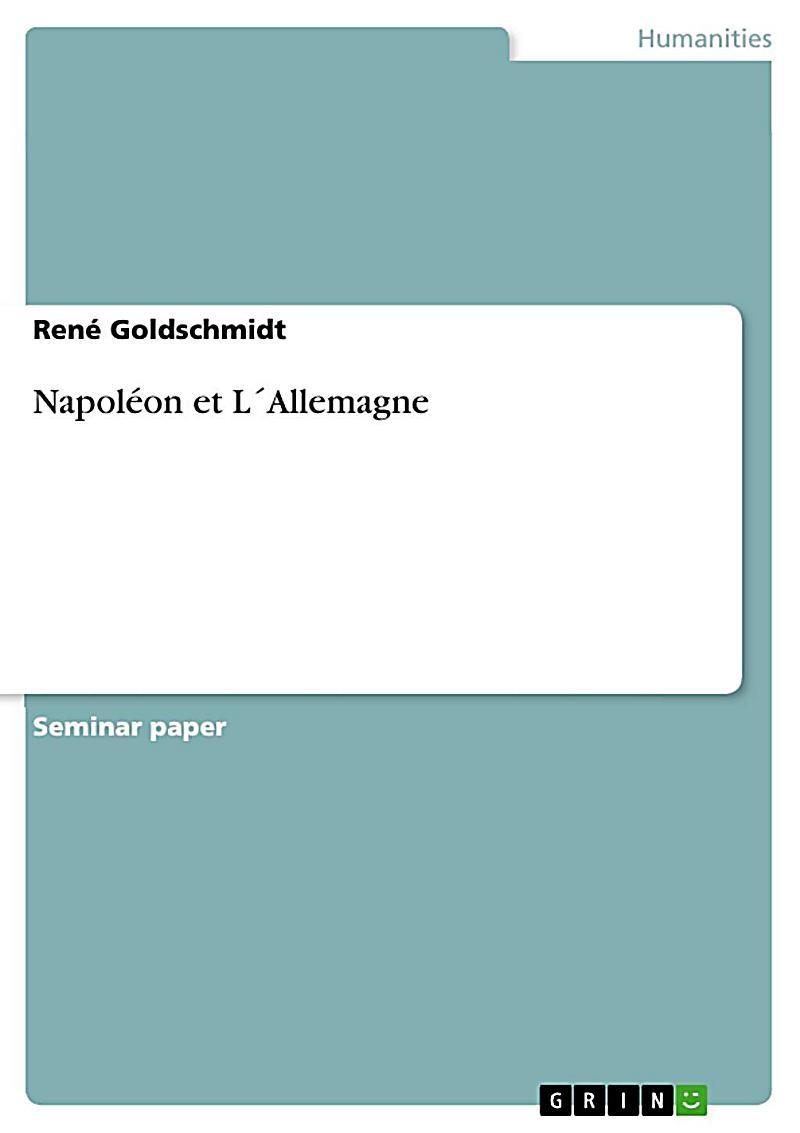 Napoléon et L´Allemagne