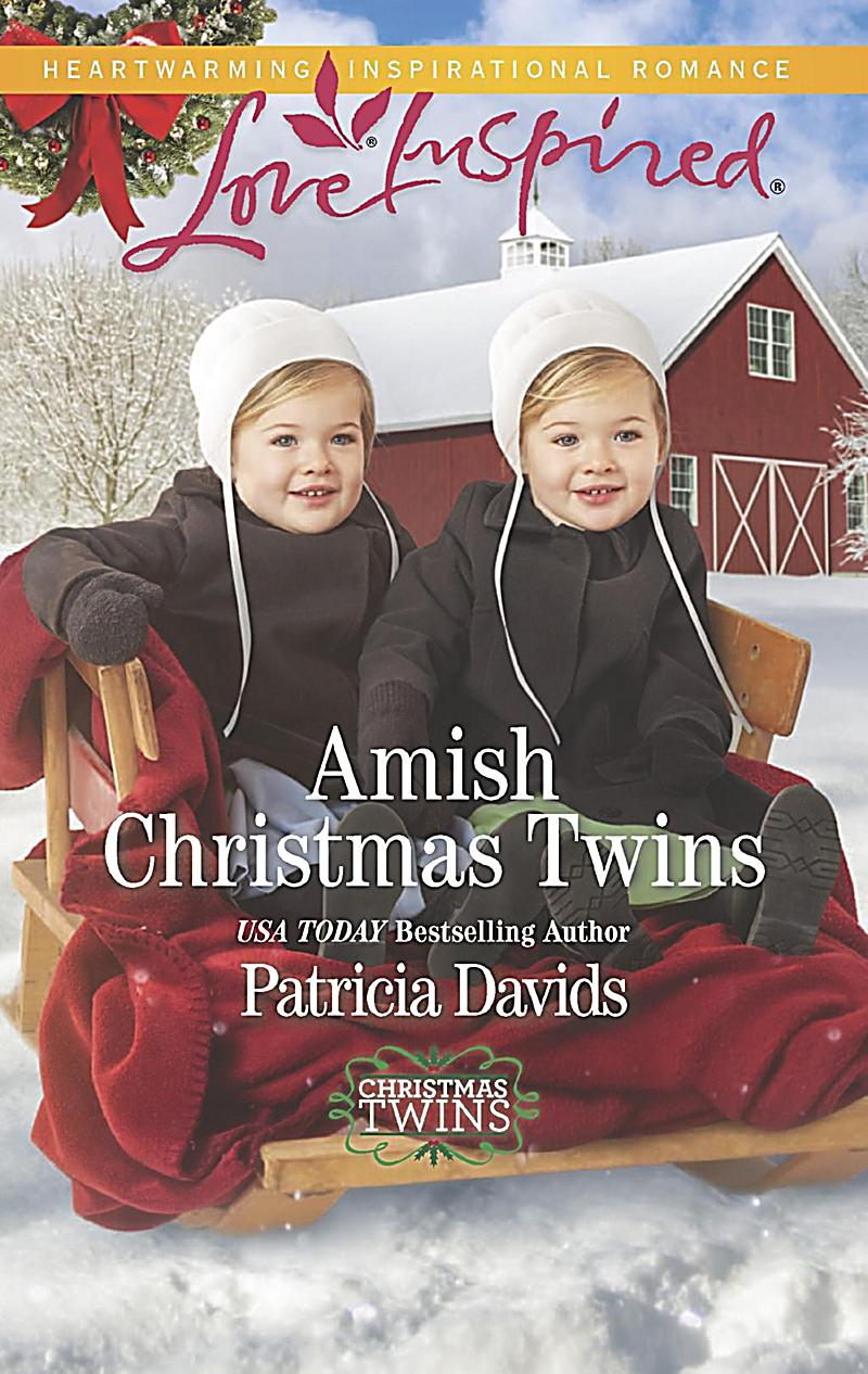 Amish Christmas Twins (Mills & Boon Love Inspired) (Christmas Twins, Book 1)