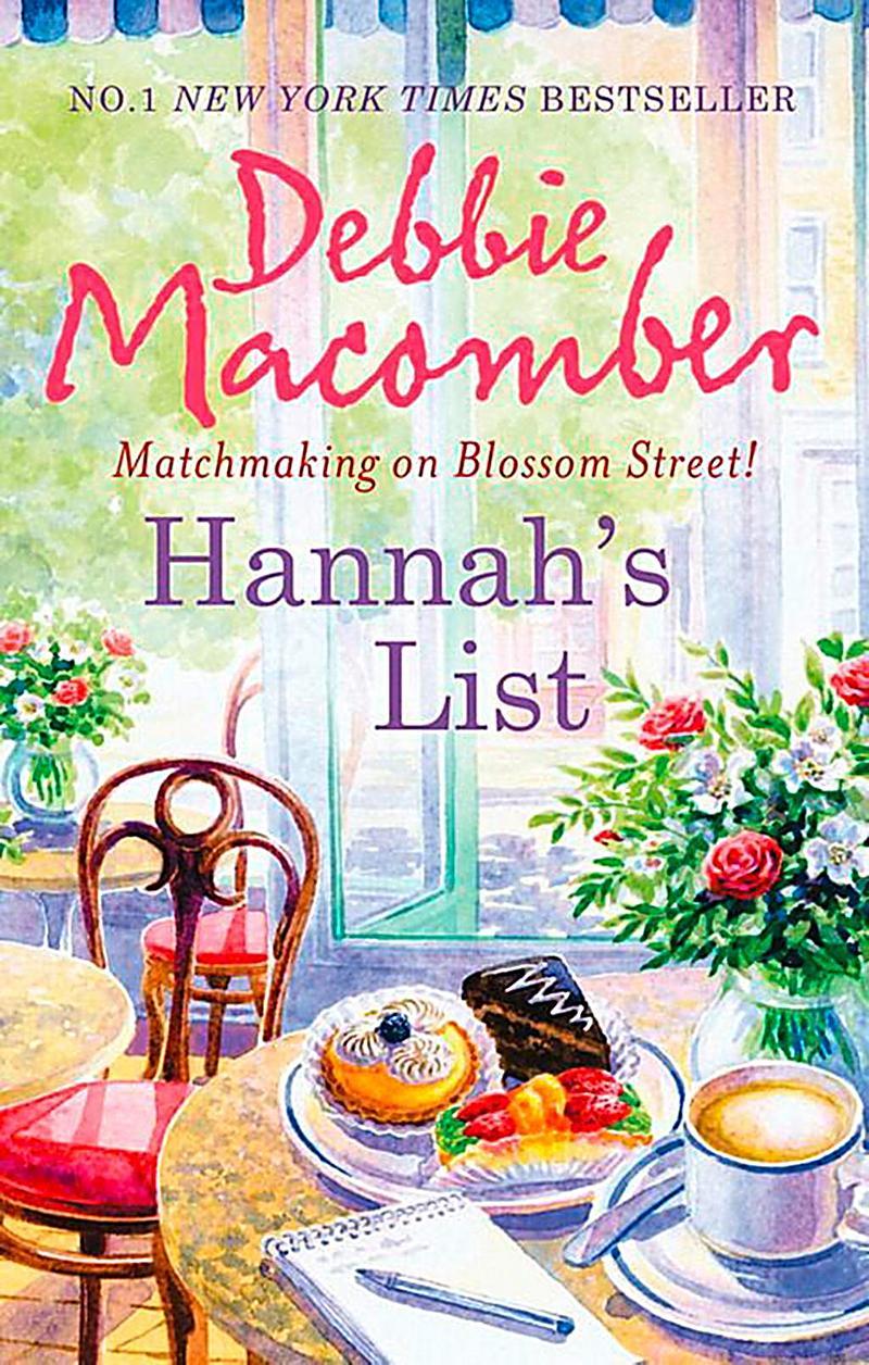 Hannah´s List (A Blossom Street Novel, Book 7)