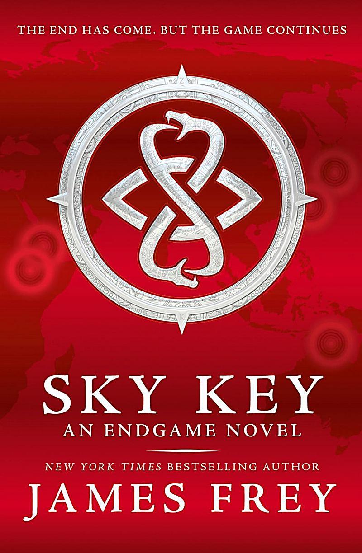 HarperCollinsChildren'sBooks: Sky Key (Endgame, Book 2)