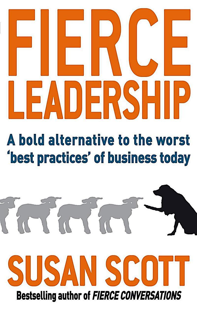 Piatkus Books: Fierce Leadership