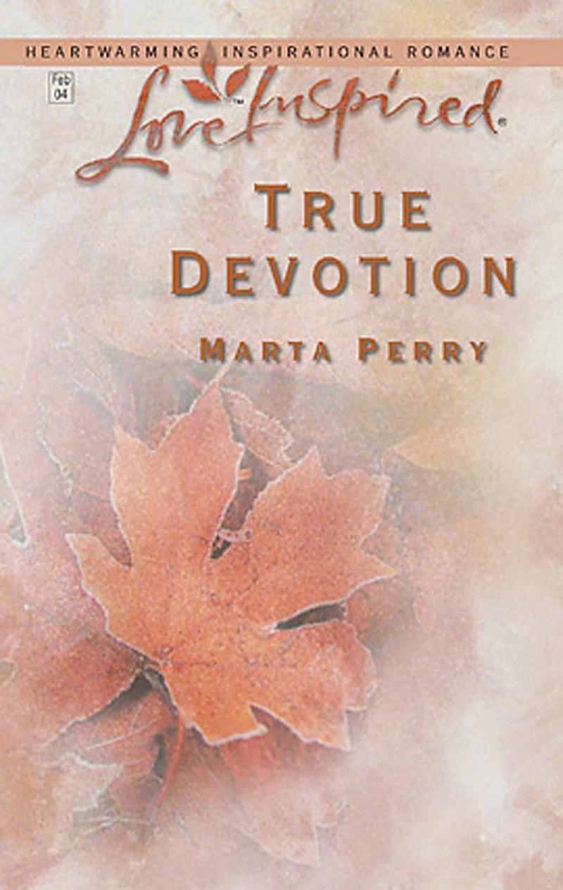 True Devotion (Mills & Boon Love Inspired)