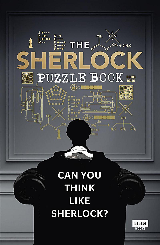 BBC Digital: Sherlock: The Puzzle Book