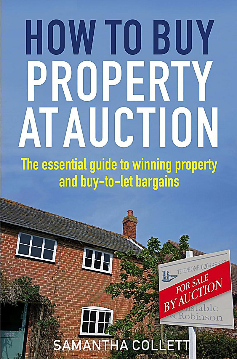 Robinson: How To Buy Property at Auction
