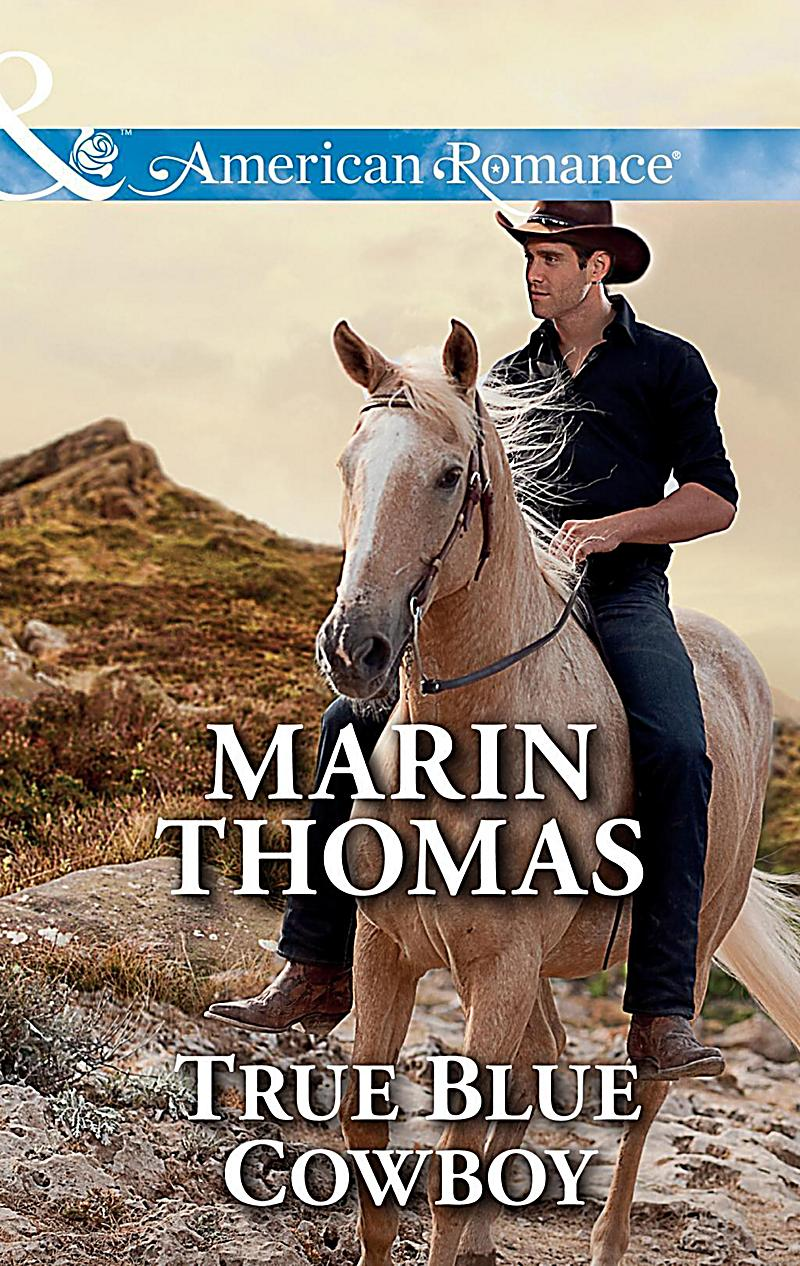 True Blue Cowboy (Mills & Boon American Romance) (The Cash Brothers, Book 5)