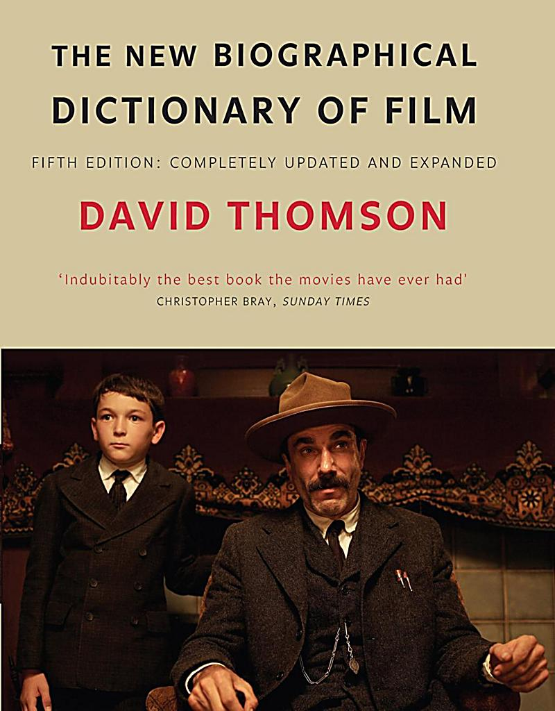 Abacus: The New Biographical Dictionary Of Film 5Th Ed
