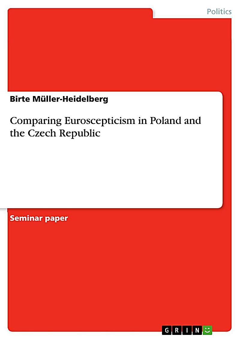 Comparing Euroscepticism in Poland and the Czech Republic