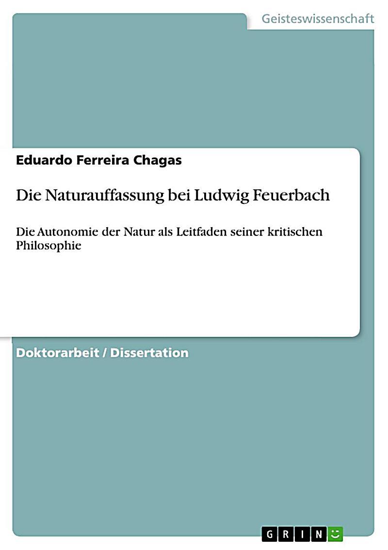 Die Naturauffassung bei Ludwig Feuerbach