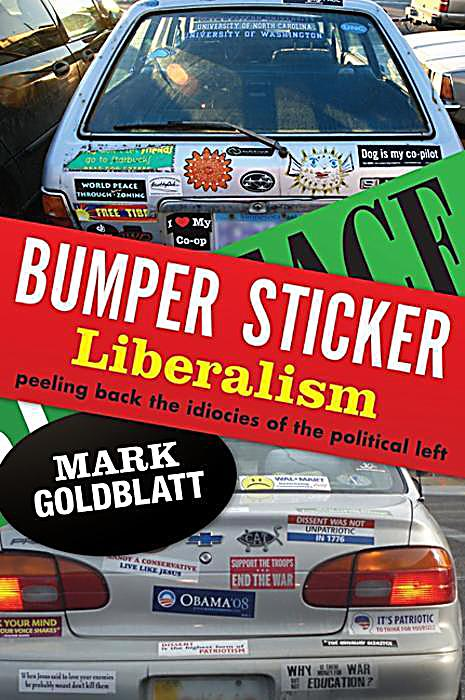 Broadside e-books: Bumper Sticker Liberalism