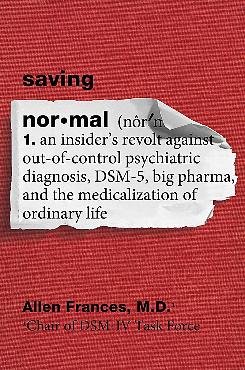 William Morrow: Saving Normal