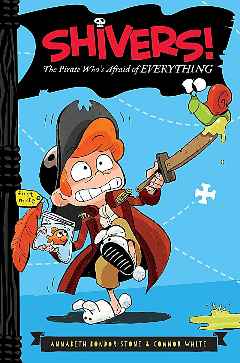 The Pirate Who´s Afraid of Everything