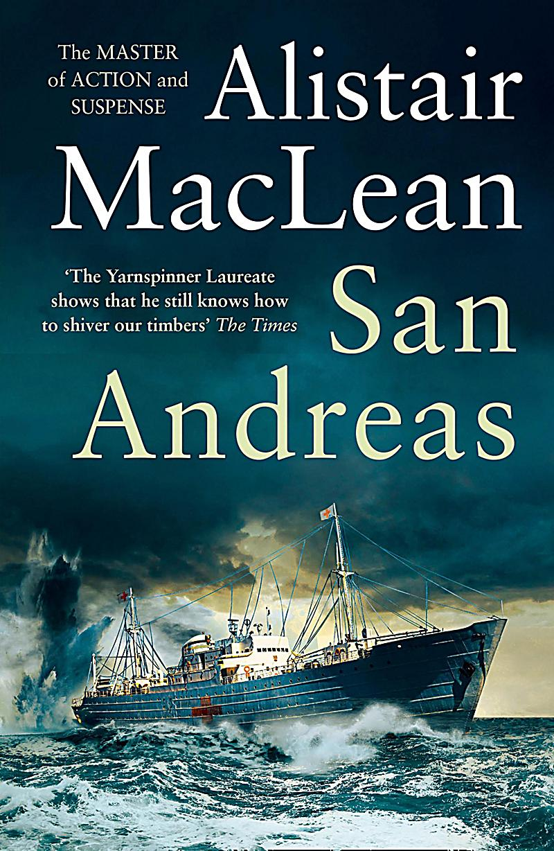 HarperCollins Fiction: San Andreas