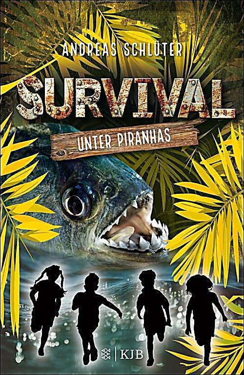 Survival: 4 Survival - Unter Piranhas
