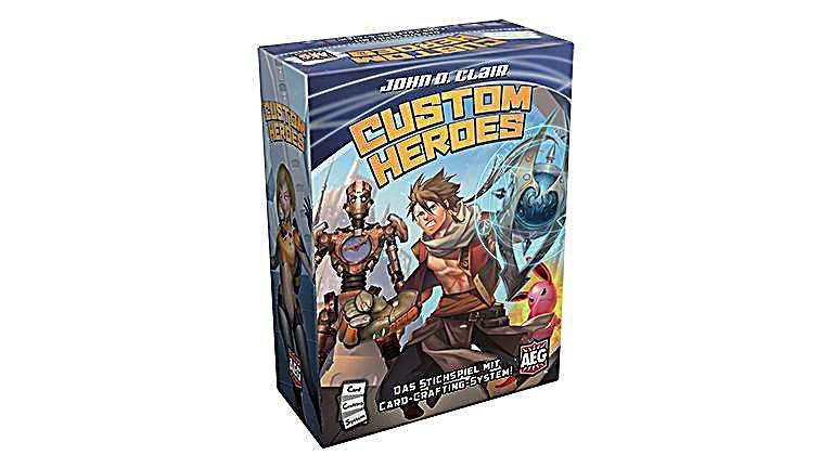Image of Custom Heroes (Spiel)