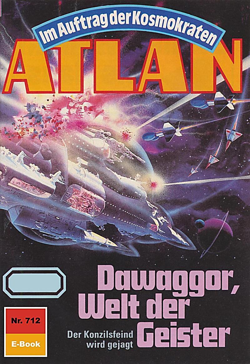 Atlan 712: Dawaggor, Welt der Geister