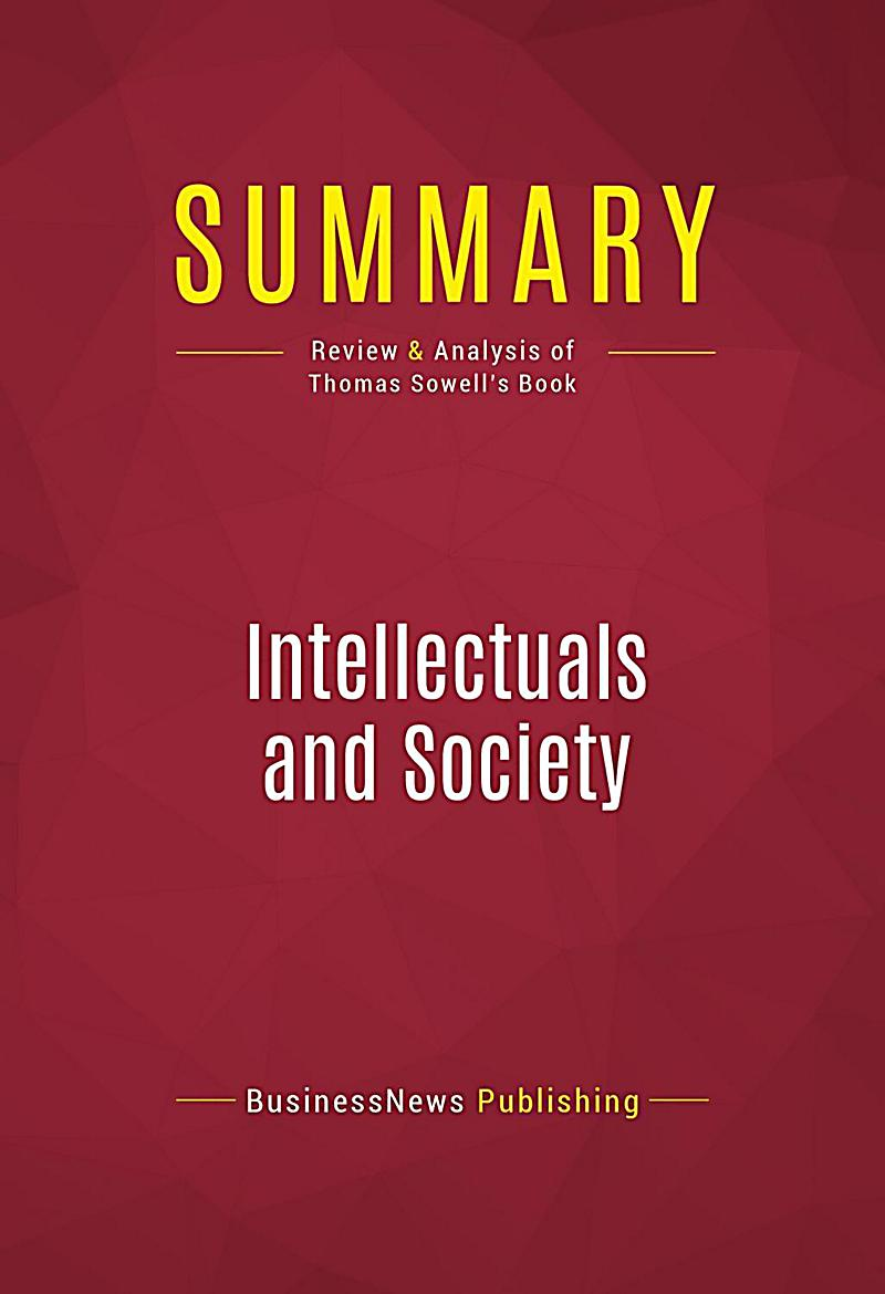 Summary: Intellectuals and Society