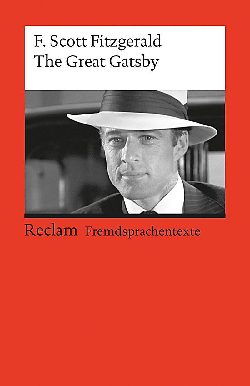 Reclams Rote Reihe - Fremdsprachentexte: The Great Gatsby