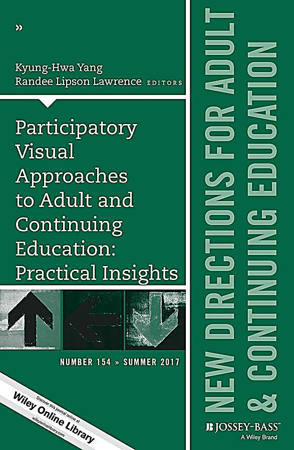 Participatory Visual Approaches to Adult and Continuing Education