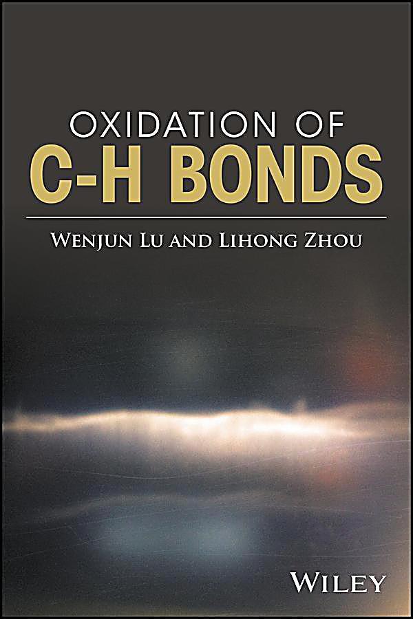 Oxidation of C-H Bonds