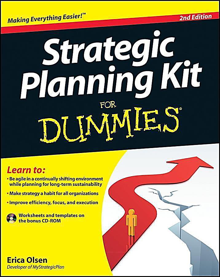 Strategic Planning Kit For Dummies