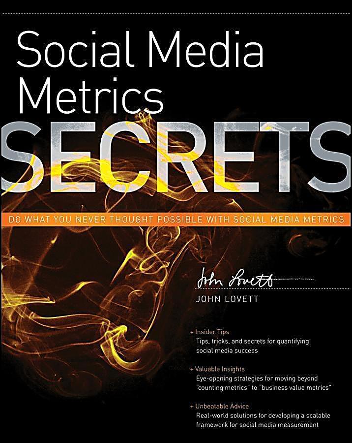 Social Media Metrics Secrets