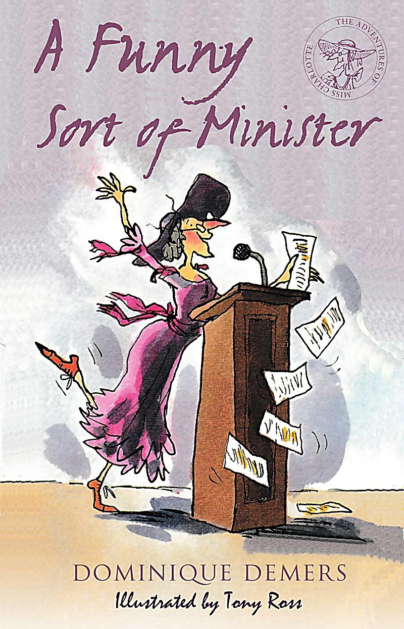 Image of A Funny Sort of Minister