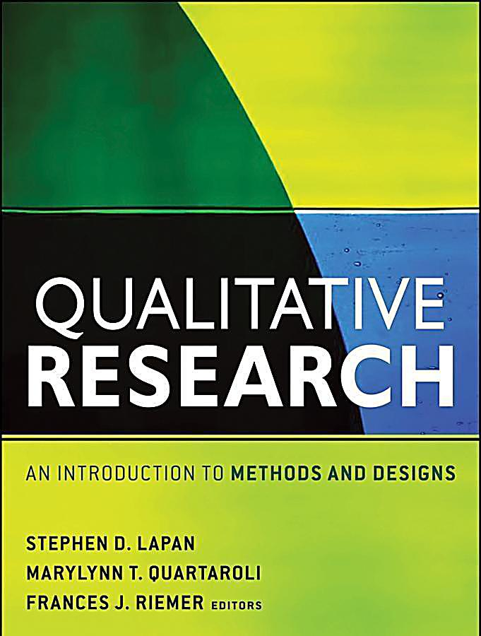Research Methods for the Social Sciences: Qualitative Research
