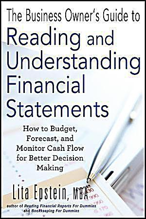 The Business Owner´s Guide to Reading and Understanding Financial Statements