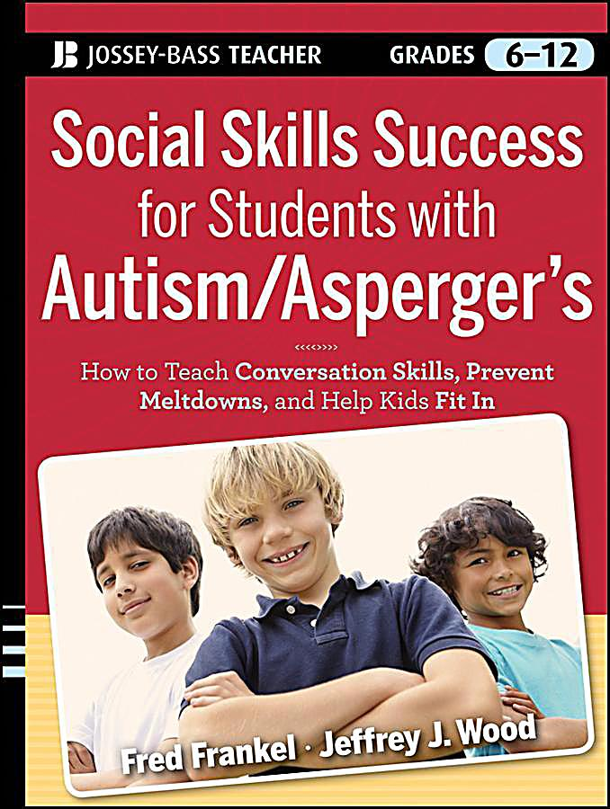 Social Skills Success for Students with Autism / Asperger´s