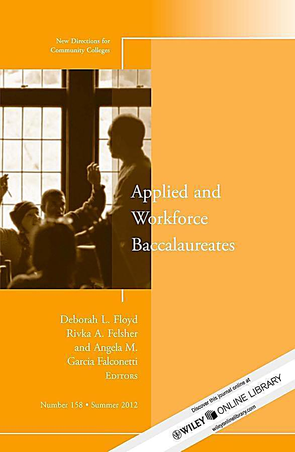 Applied and Workforce Baccalaureates