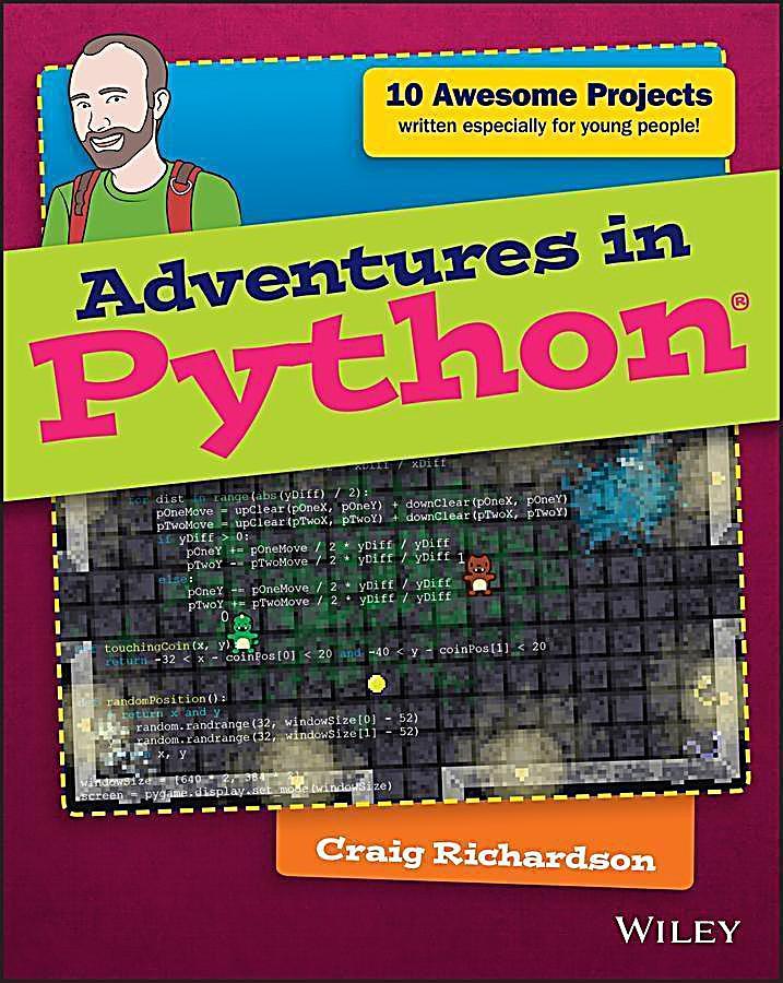 Adventures In ...: Adventures in Python
