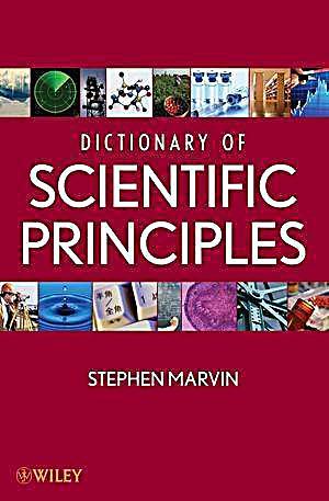 Dictionary of Scientific Principles
