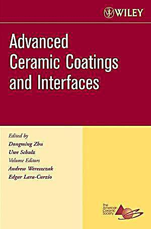 Advanced Ceramic Coatings and Interfaces, Volume 27, Issue 3