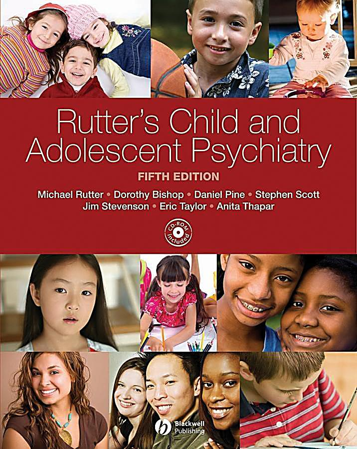 Rutter´s Child and Adolescent Psychiatry