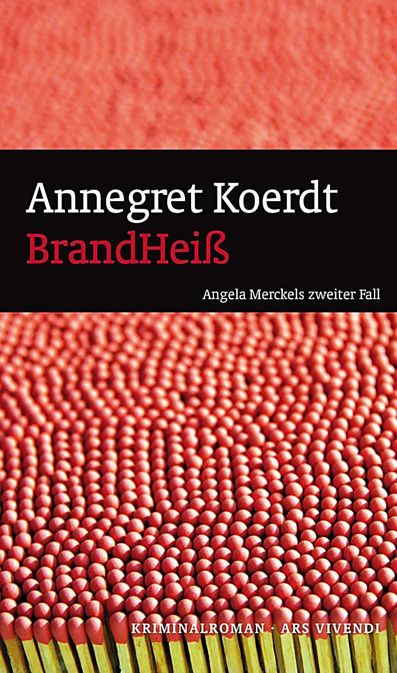 Image of Angela Merckel: BrandHeiß (eBook)