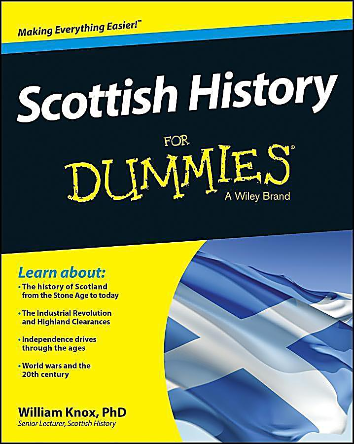 Scottish History For Dummies