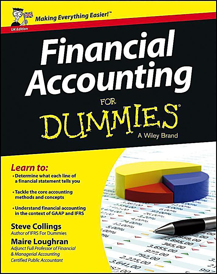 Financial Accounting For Dummies - UK, UK Edition