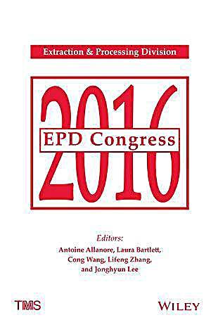 EPD Congress 2016