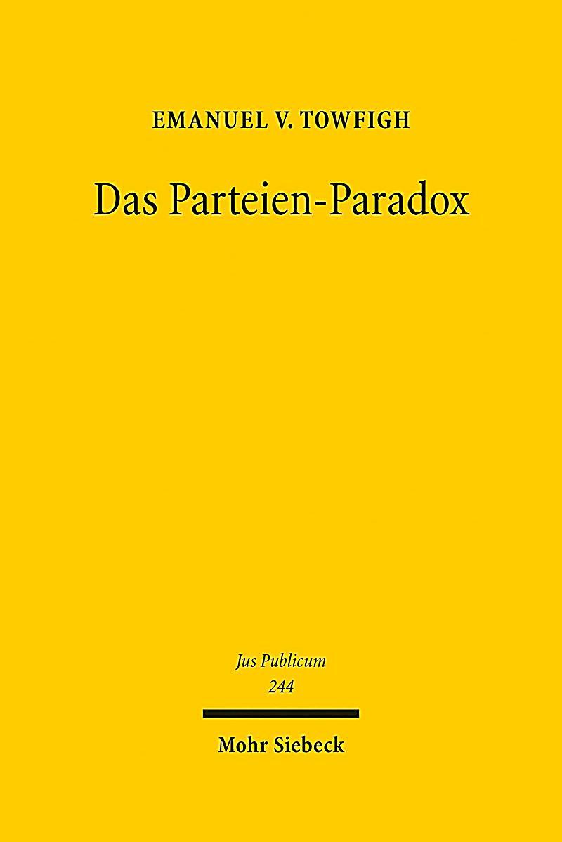 Das Parteien-Paradox
