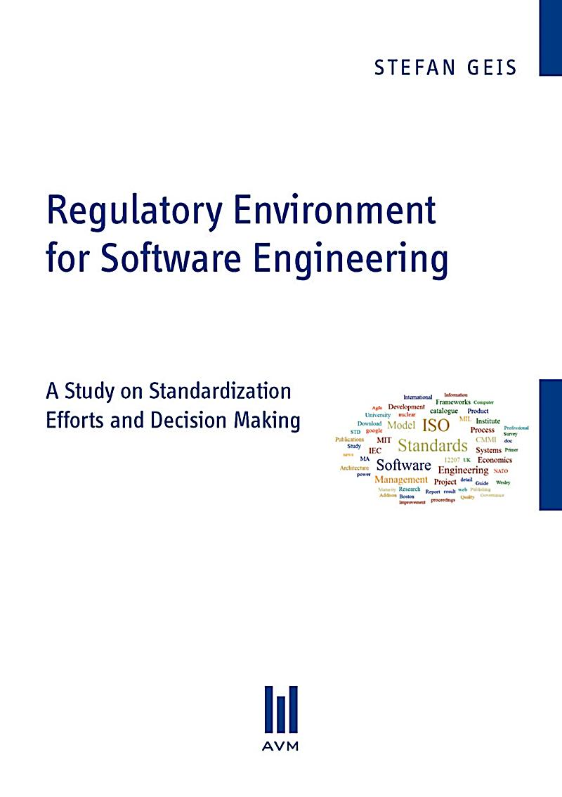 Image of Regulatory Environment for Software Engineering