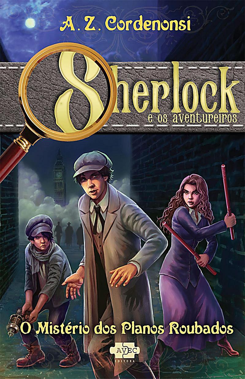 Image of Sherlock e os Aventureiros: Sherlock e os Aventureiros