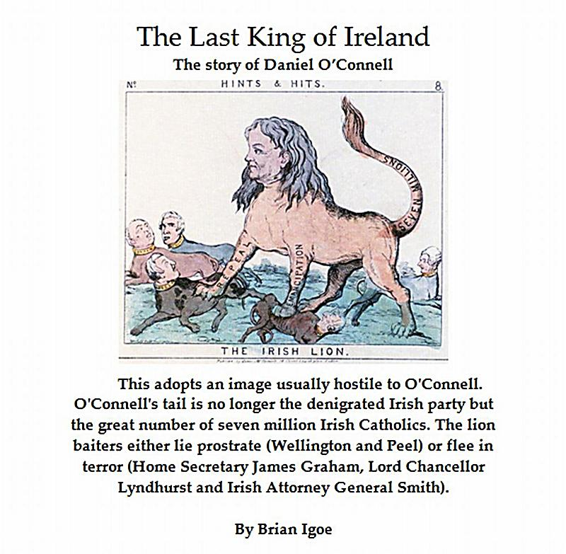 The Last King of Ireland