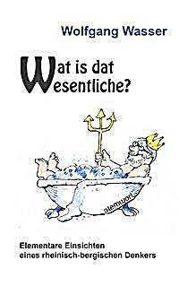 Image of Wat is dat Wesentliche?