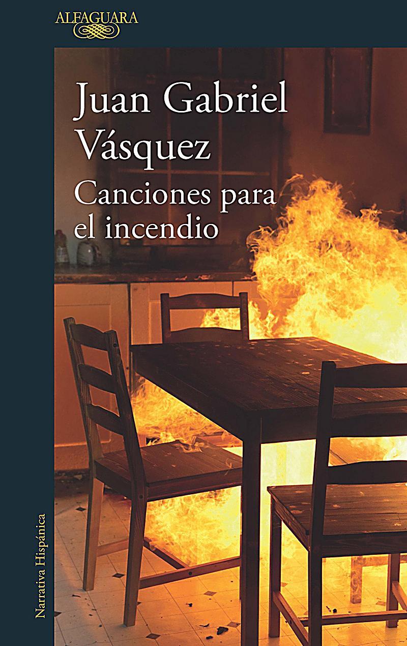 Image of Canciones para el incendio