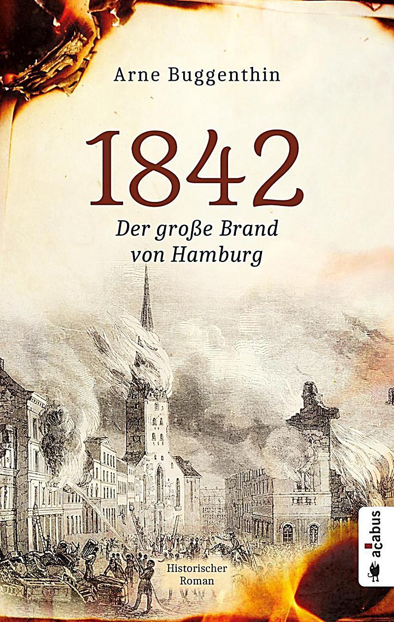 Image of 1842. Der Große Brand von Hamburg