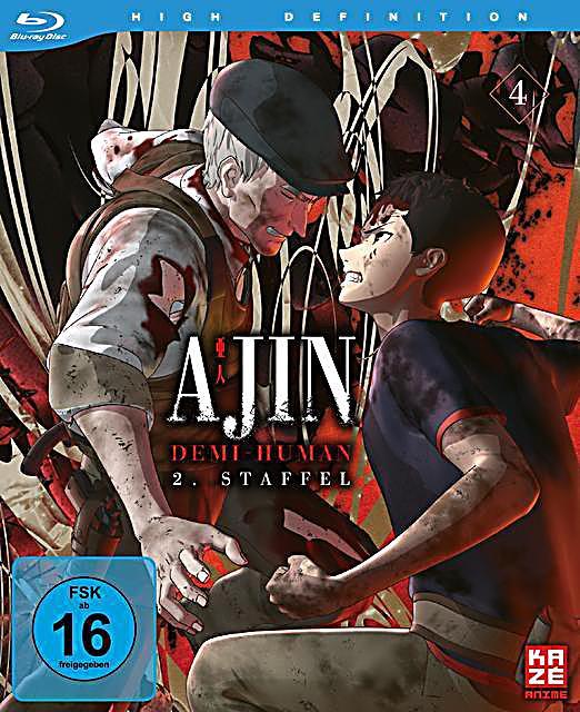 Image of Ajin: Demi-Human - 2. Staffel - Vol. 2 - Ep. 21-26