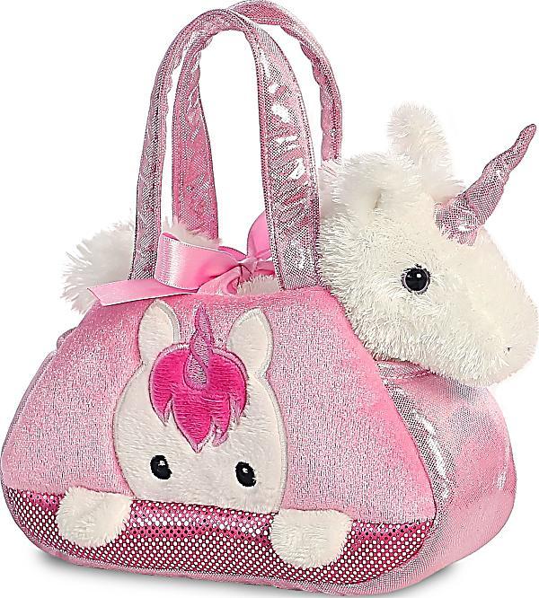 Image of Fancy Pal Peek-a-Boo Unicorn