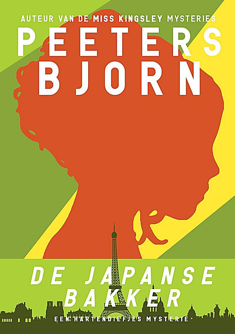 Image of De Japanse Bakker (Hartendiefjes, #4)