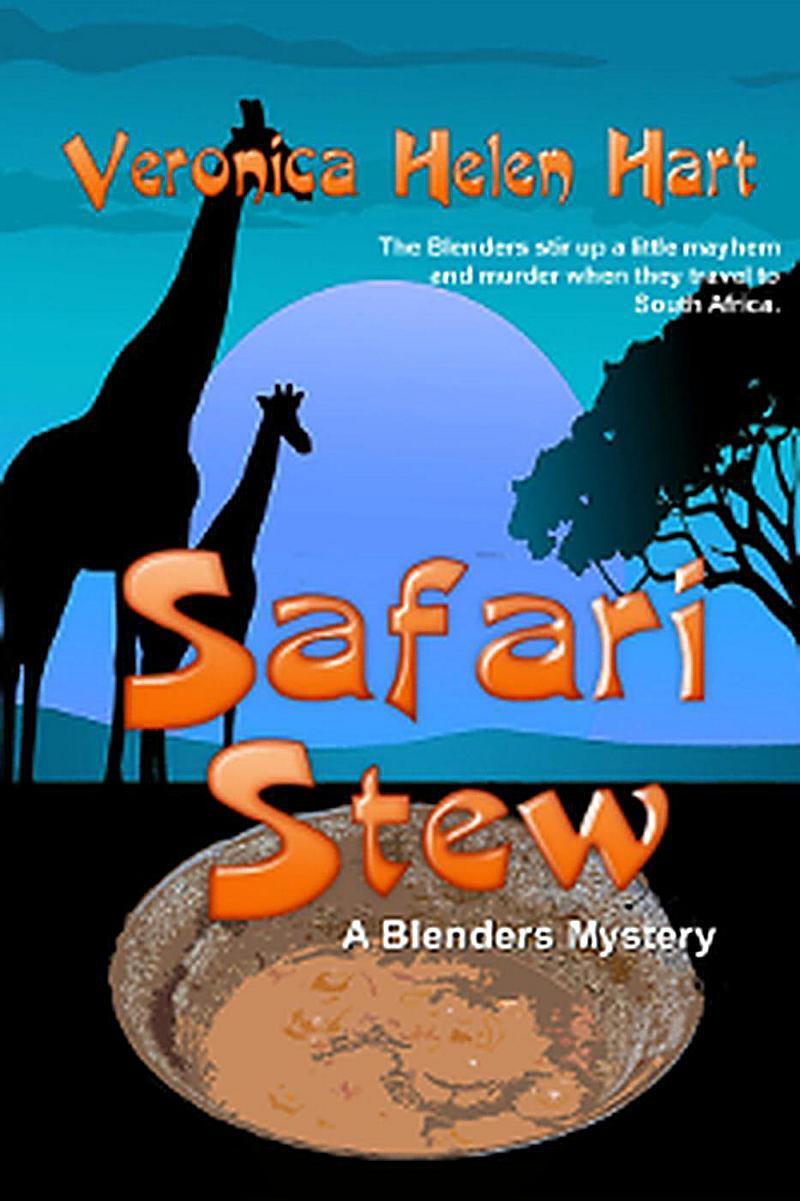 Safari Stew (A Blenders Mystery, #3)