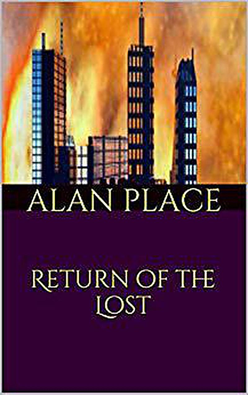 Return of the Lost (Forgestriker, #3)